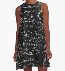 Math A-Line Dress