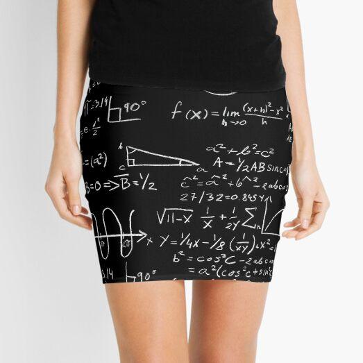 Math Mini Skirt