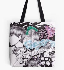 Kafka on the Shore Tote Bag