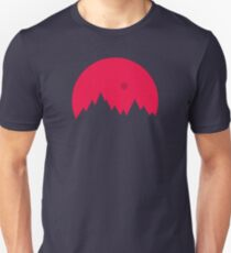 The Sunset in the Mountains T-Shirt