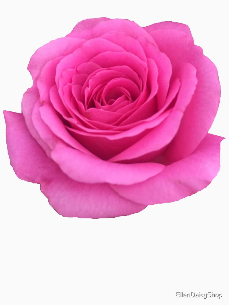 Pink Rose  by EllenDaisyShop