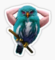 Birds with Arms: Christian Borle Sticker