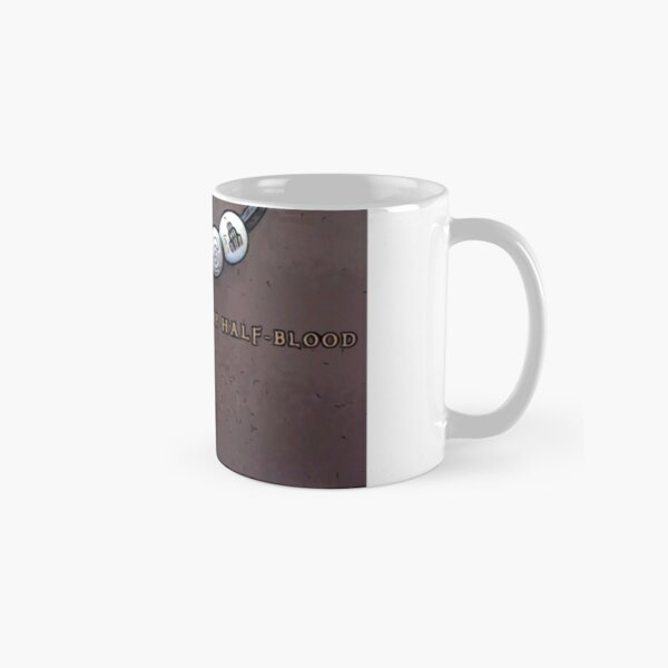 Camp Half-blood Quote - Percy Jackson.  Classic Mug