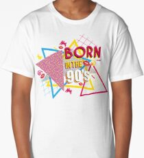 Born in the 90's Long T-Shirt
