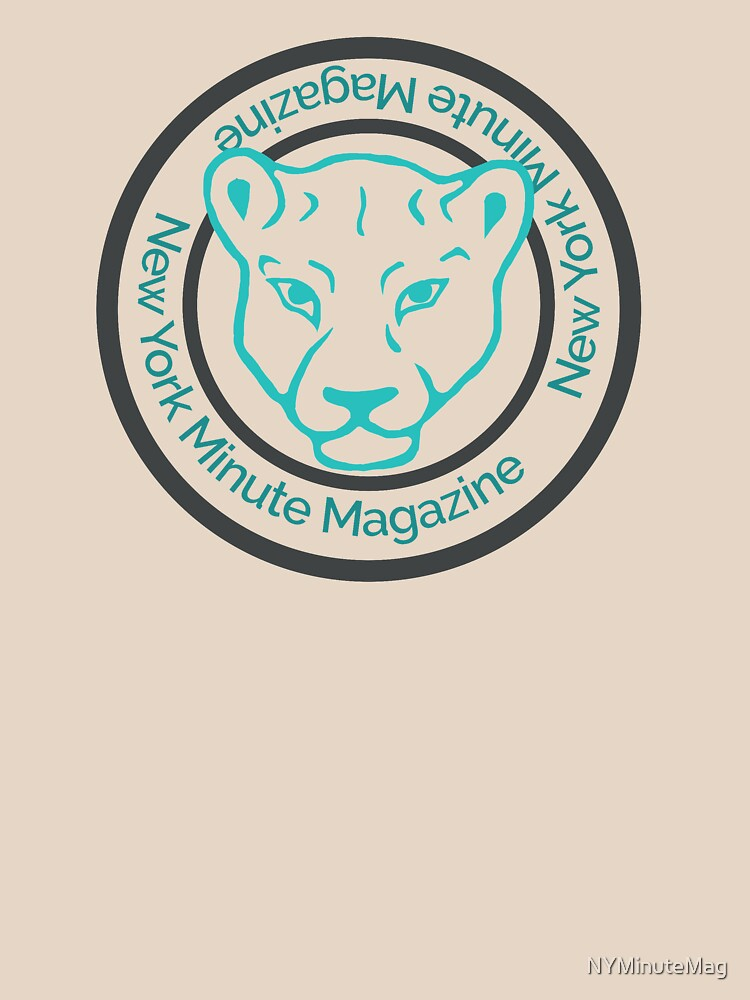 Blue Lioness Emblem by NYMinuteMag