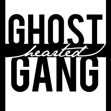 Ghost Hearted Gang by childishgavino