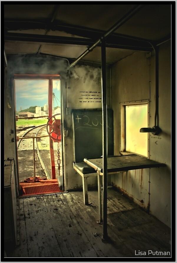 Window Seat by Lisa Putman