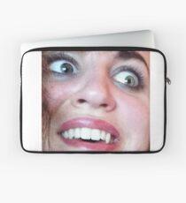 A Face Laptop Sleeve