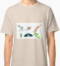 Tropical Bugs Classic T-Shirt