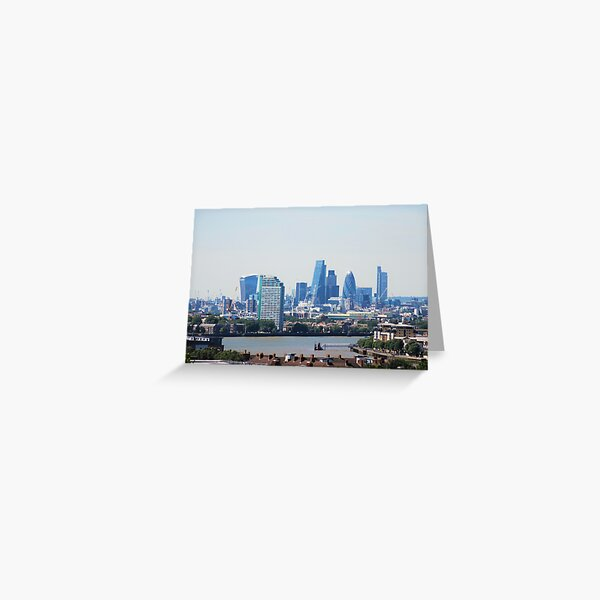 London city best place to work Greeting Card