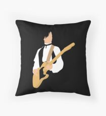 Controversy live Throw Pillow