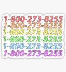 Rainbow 1800 Logic Sticker