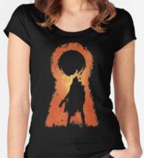 Hunter's Duty Design Women's Fitted Scoop T-Shirt