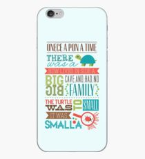 """""""Smalla than a bug"""" iPhone Case"""