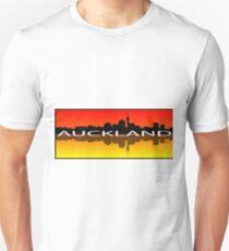 Auckland Reflection - Sunrise T-Shirt