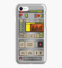 TRICORDER NEXT GENERATION TR-590 iPhone Case/Skin