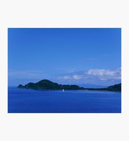 View from Playa Panama Photographic Print