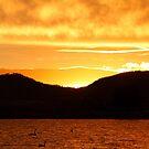 Derwent Sunrise by Asoka