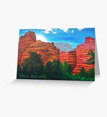 Kodachrome Greeting Card
