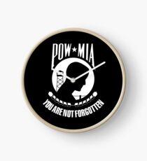 POW/MIA Clock