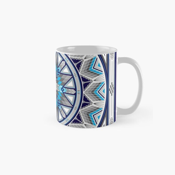 Sacred Places Blue  Classic Mug