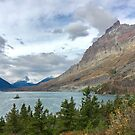 St Mary Lake by Natalie Broome