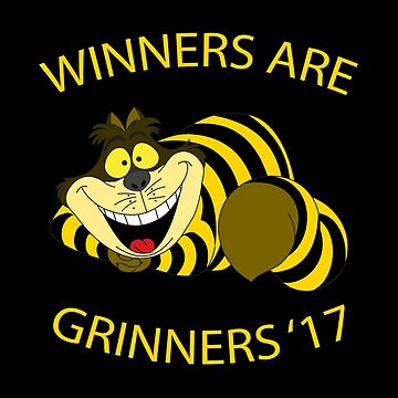 Winners are Grinners '17 by Redmoon62