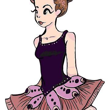 Sugar Plum Fairy Ballerina by IGYdesigns