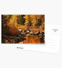 Sierra Gold Postcards
