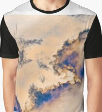 Cloud Tumbling Graphic T-Shirt