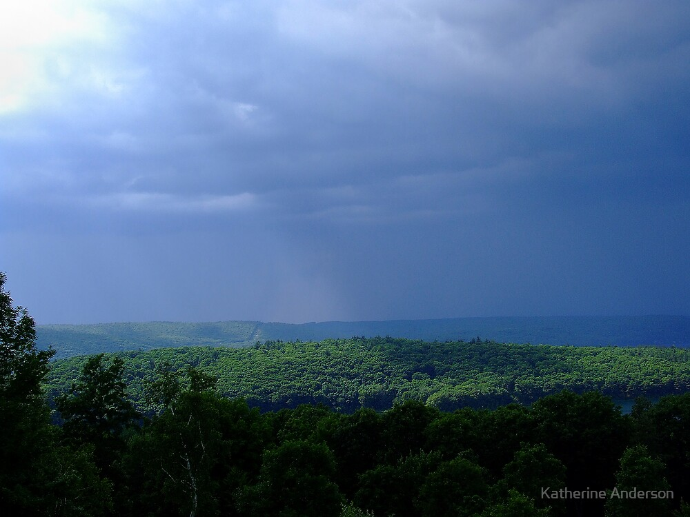 A Storm Rolls In by Katherine Anderson