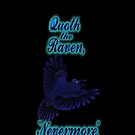 Quoth the Raven, Nevermore by Kestrelle