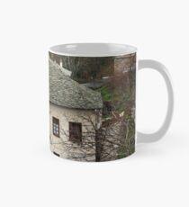 Traditional architecture of Pelion mountain Mug