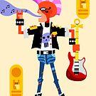 Punk Rock Egypt by artkarthik