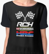 Ken Roczen Women's Chiffon Top