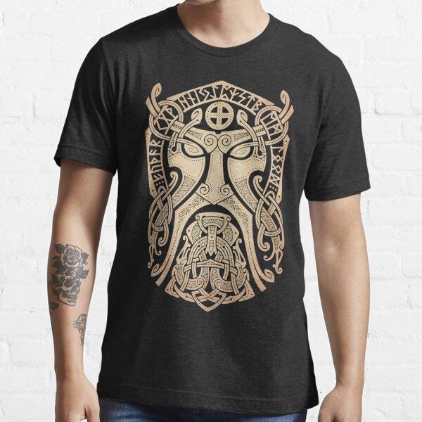von der Geburt bis zum Tod und wieder bis zur Geburt. In der Antike zum Schutz dargestellt. Essential T-Shirt