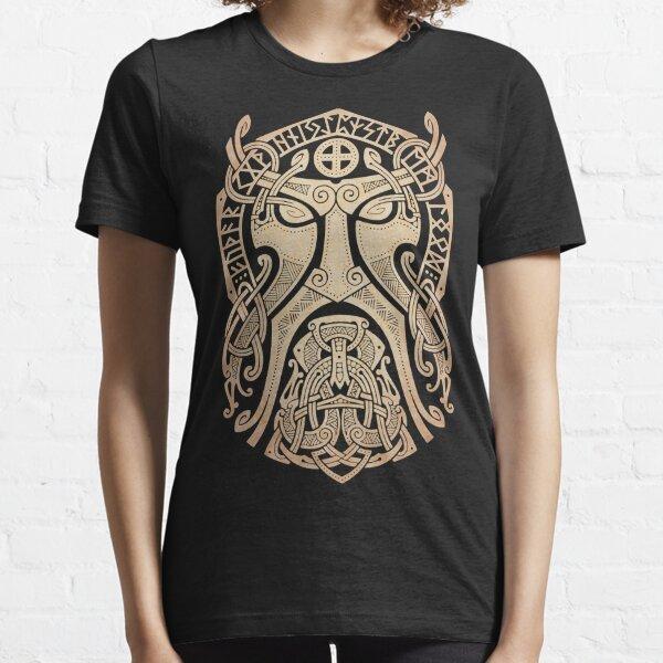 THOR.GODMASK. Essential T-Shirt