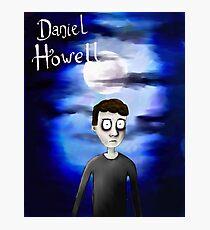Daniel Howell Fotodruck
