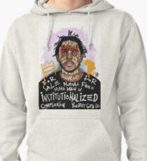 Kendrick Lamar Pullover Hoodie