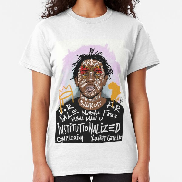 Kendrick Lamar Classic T-Shirt