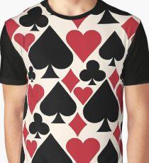 Casino Fun Graphic T-Shirt