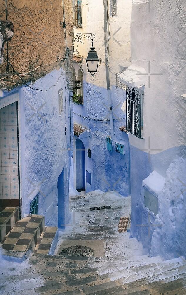 Chaouen by zouhair lhaloui