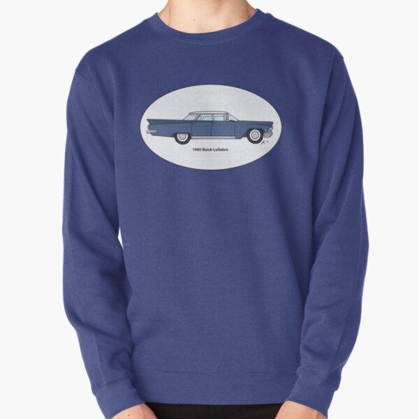 '59 Buick LeSabre Chalet Blue Pullover Sweatshirt