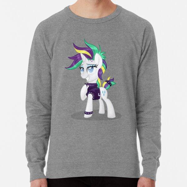 Punk Rarity - MLP  Lightweight Sweatshirt