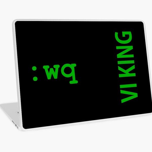 Vi King Laptop Skin