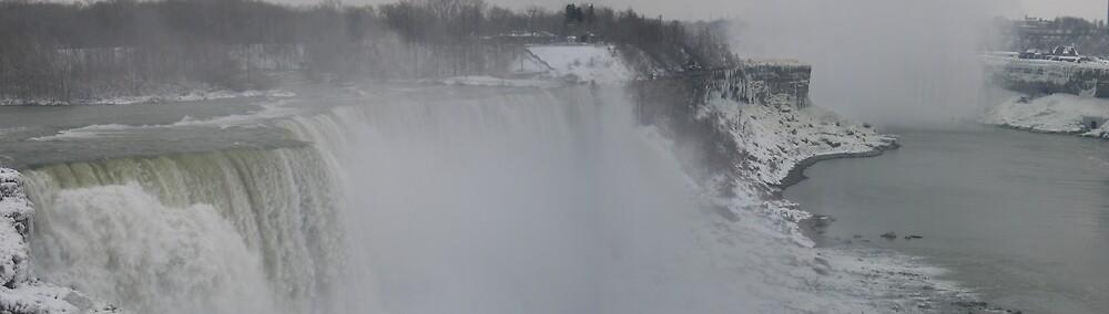 Niagara Falls, NY by Michael Gorham