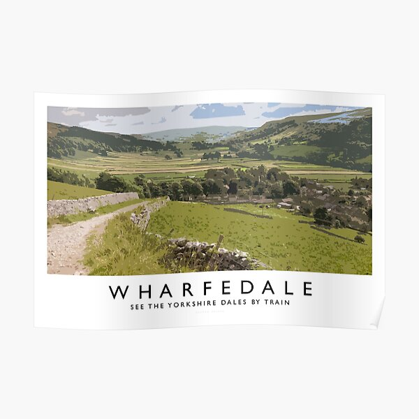 Wharfedale Poster