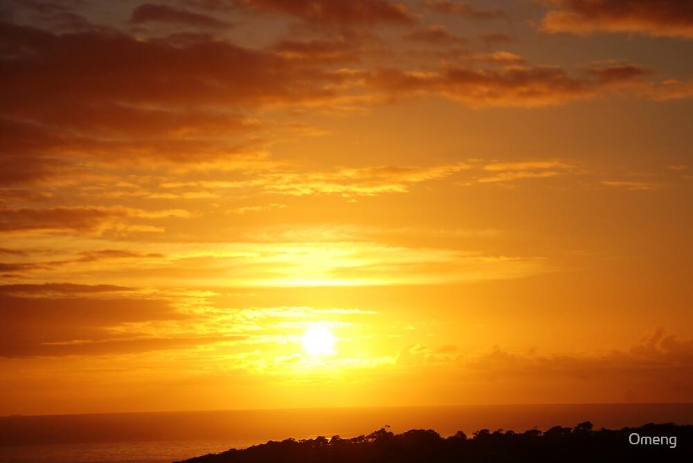 Rising Sun 5 by Omeng