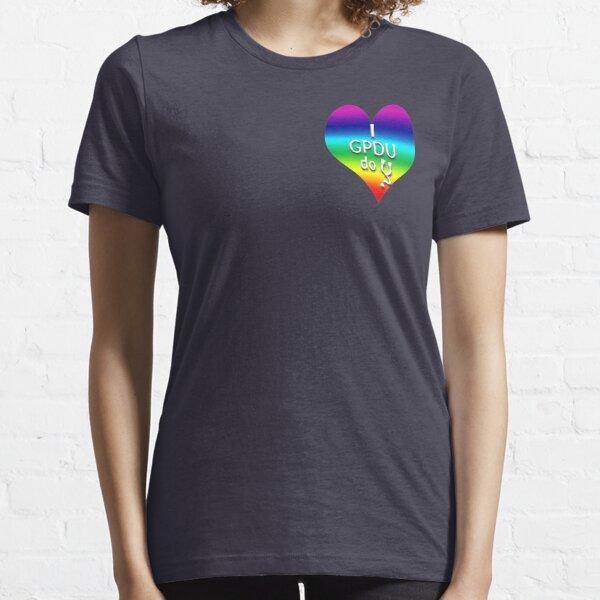 GPDU SSM Yes! Essential T-Shirt