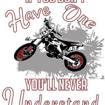 Motocross Shirt, Motocross Dirt Bike Tee Shirt by Coultees